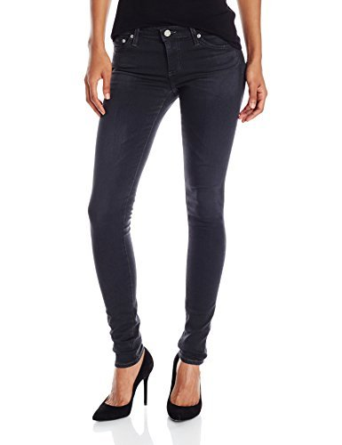 (AG Adriano Goldschmied Women's Legging Super Skinny Low-Rise Jean, Two Years Carbon, 29)
