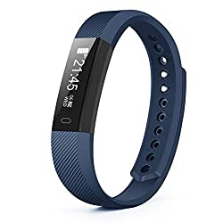ANTMONA Fitness Tracker, Activity Tracker Watch with Calorie Counter,Heart Rate Monitor Watch, Waterproof Smart Fitness Band with Step Counter,Pedometer Watch for Kid Women and Men