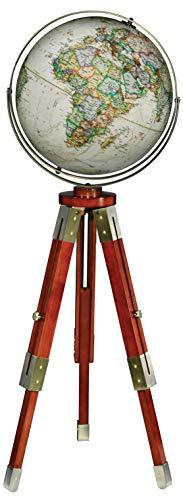 "Replogle National Geographic Eaton III 16"" Antique Floor Globe (16""/40cm diameter)"