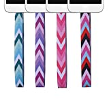 4 Pcs Set Portable Phone Loop Rope- Creative Useful Strap for Phone (Arrow pattern)