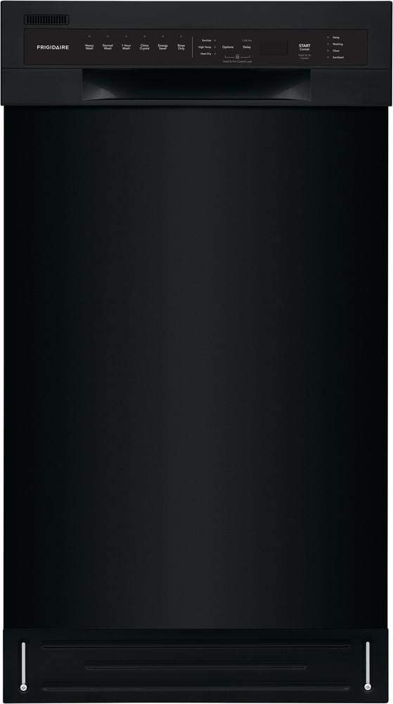 Frigidaire FFBD1831UB Dishwasher, Black