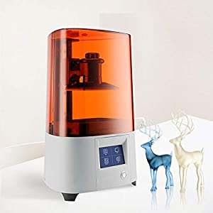 Mini 3d printer,3d light curing / 3d printer/home 2k high precision/industrial lcd photosensitive resin / 3d printer