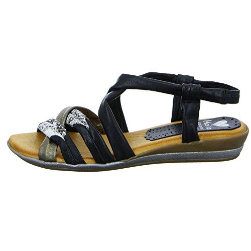 30mm Marila 306 Sandalette Damen TP bis 25 Absatz fvqUR