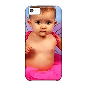 Cute Baby Girl Case Compatible With Iphone 5c/ Hot Protection Case hjbrhga1544