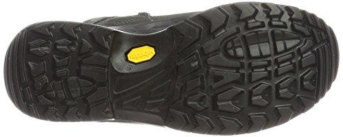 Lowa Renegade GTX Mid WS, Zapatillas de Senderismo Para Mujer Gris (Anthracite/mandarin)
