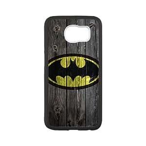 Samsung Galaxy S6 Cell Phone Case Black Batman SUX_961949