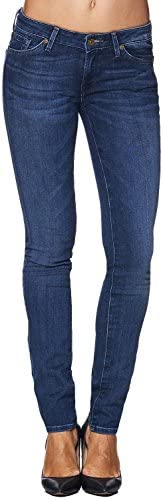 7 For All Mankind Jeans Cristen Pacific Shadows - Blau