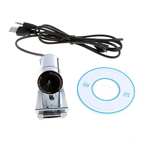 60%OFF HITSAN HD Webcam Metal Cylinder With External