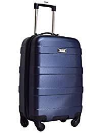 """Kenneth Cole Reaction Soaring Bliss 20"""" Hardside 4-Wheel Upright Luggage Spinner Carry On"""