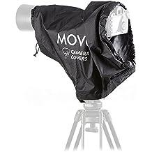"Movo CRC23 Storm Raincover Protector for DSLR Cameras, Lenses, Photographic Equipment (Medium Size: 23 x 14.5"")"