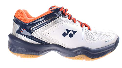 Yonex junior blue red SHB badminton white 34 size shoes rCtBSrnwxq