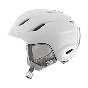 Giro Era Women's Snow Helmet White Sketch Floral Small (52 55.5 cm)