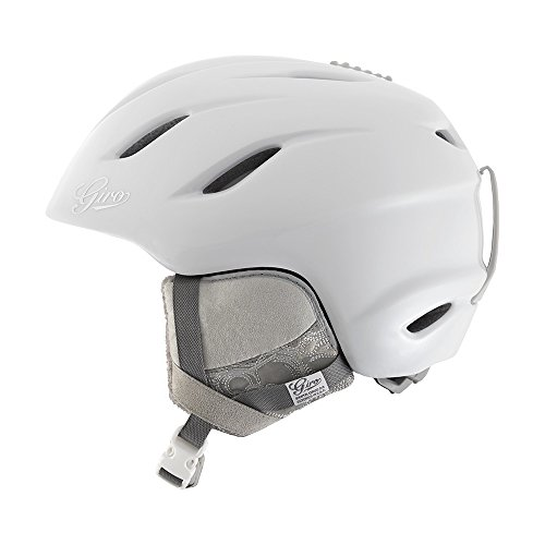 Giro Era Women's Snow Helmet White Sketch Floral Small (52 55.5 cm)