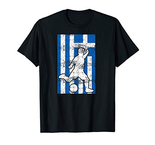 Greece Soccer Jersey - Greek Flag | Football Futbol
