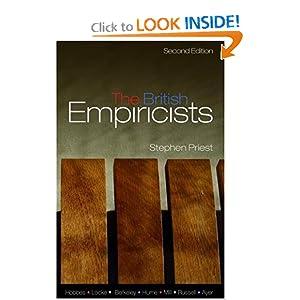 The British Empiricists Stephen Priest