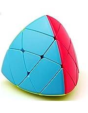 CuberSpeed Qiyi Mastermorphix stickerless 3X3 Magic cube Mofangge Mastermorphix master pyramorphix Puzzle