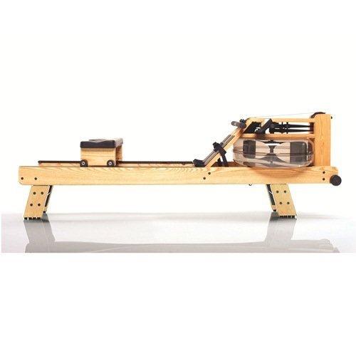 (WaterRower Natural Rowing Machine w/ S4 Monitor & Hi Rise)