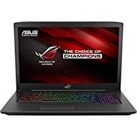 ASUS ROG Strix GL703VM-DB74 VR ready 17.3 Gaming and Business Laptop PC (Intel i7 Quad Core, GeForce GTX 1060, 32GB RAM, 4TB SSD, 17.3 FHD (1920x1080) 120Hz, RGB Keyboard, Win 10 Professional)