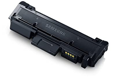 Samsung MLT-D116S 1.2K Yield Toner for SL-M2825DW, SL-M2875FD/FW, SL-M2835DW, SL-M2885FW, Black