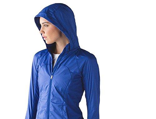 Lululemon - Rush Hour Jacket - SABL - Size - Jacket Lululemon Run