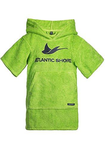 Accappatoio qualit Poncho cotone Unisex Surf Atlantic alta di Shore wx8SqIpR