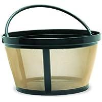 Fresco Basket Shaped Coffee Filter, Gold