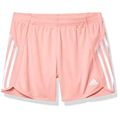 adidas Girls' Active Sports Athletic Shorts