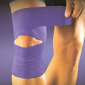 LP Max Wrap for Calf, Hamstring or Thigh (Blue; One Size Fits All; 3 x 55 inches)