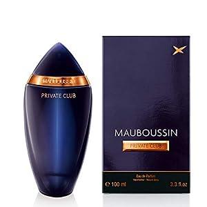 Mauboussin – Eau de Parfum Homme – Private Club – Senteur Boisée & Orientale – 100ml
