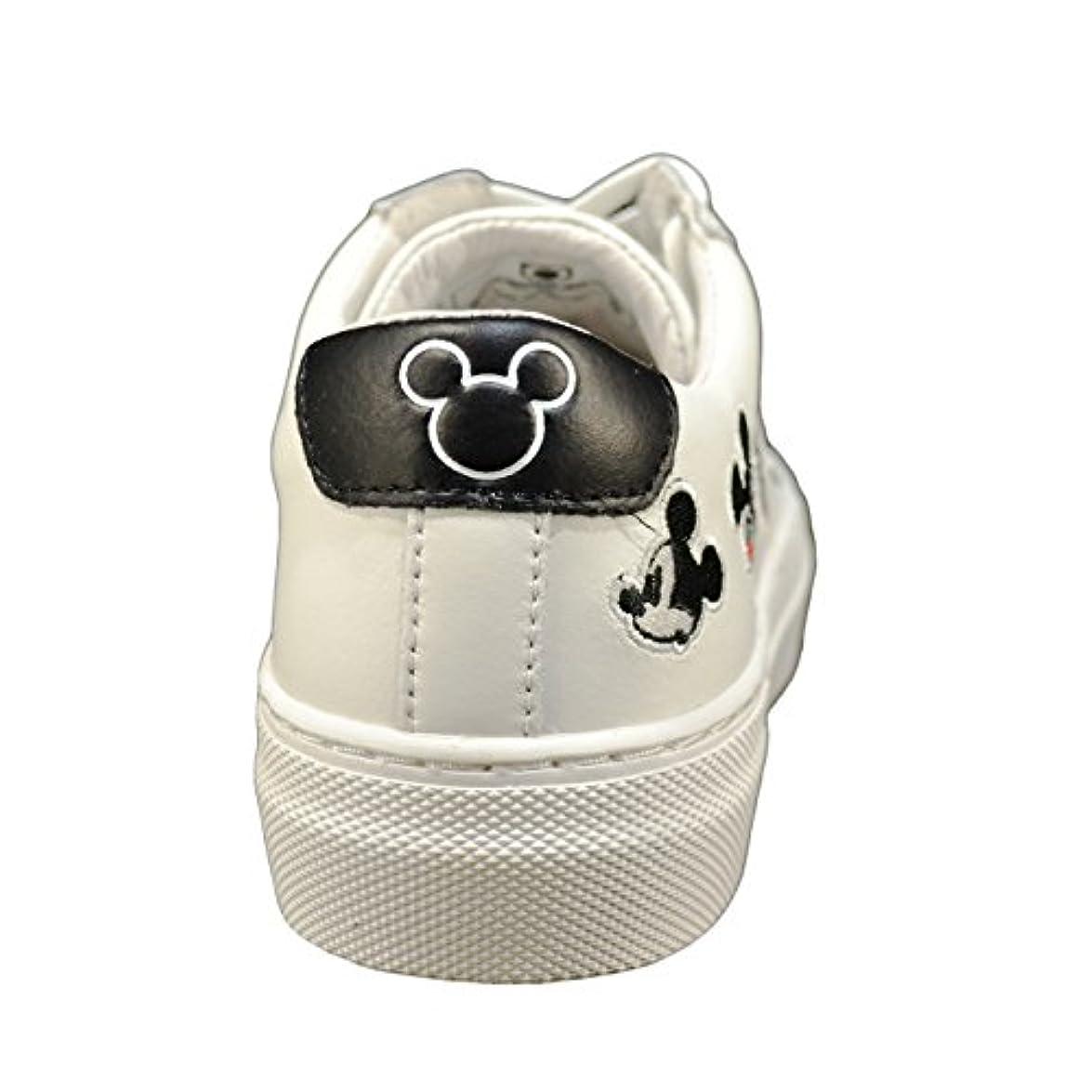 Moa Master Of Arts Scarpe Sneakers Donna In Pelle Nuove Mickey Bianco Eu 41 Md160