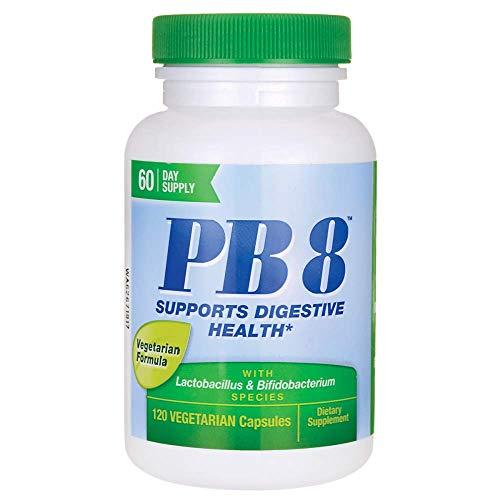 Nutrition Now Pb8 Acidophilus Veg, 120 ct ()