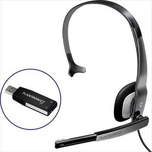 Plantronics 610 USB Single Ear Headset