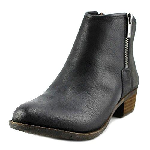 Lucky Women's Boom Boot, Black, 6.5 M US