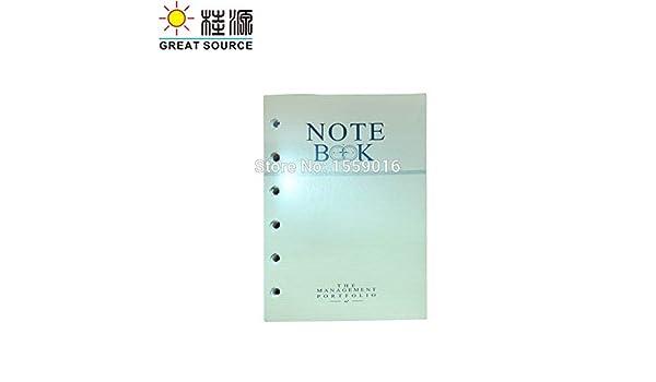 Amazon.com: Great Source A7 Double Language Place Paper ...