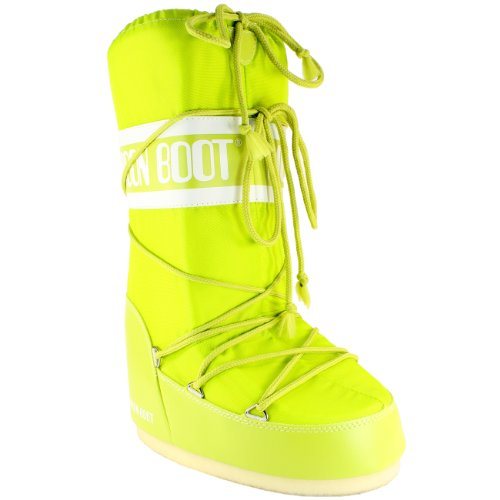 3 Waterproof Nylon Womens 5 Green Winter Tecnica Snow Moon Boot 8 Boots Original wnUxzYqUCZ