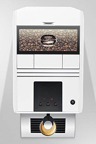 Jura A1 Ultra Compact Coffee Center with P.E.P. (White)