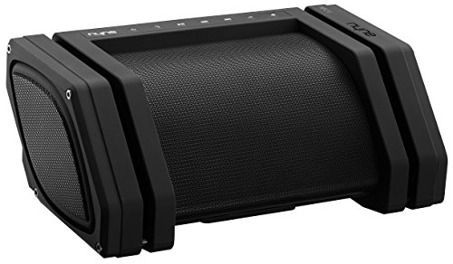 NYNE Rebel Rugged 16 Wide Weatherproof Portable Bluetooth BoomBox