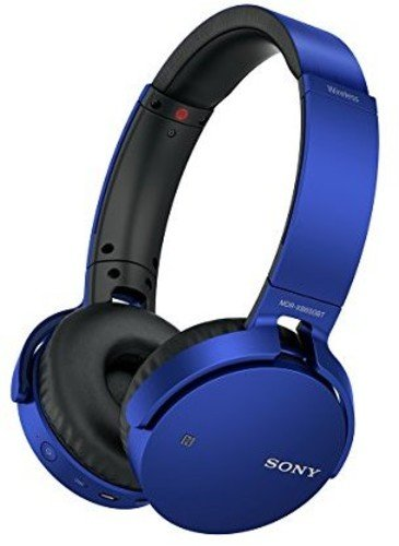 Sony MDRXB650BT Extra Bluetooth Headphones product image