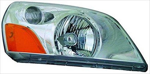 Multiple Manufacturers HO2518105N OE Replacement Headlight HONDA PILOT 2003-2005 Partslink HO2518105