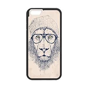 Customized Durable Case Cover For SamSung Galaxy S6 Hipster Lion Phone Case HL-R689063