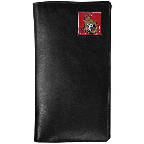Siskiyou NHL Ottawa Senators Tall Leather Wallet