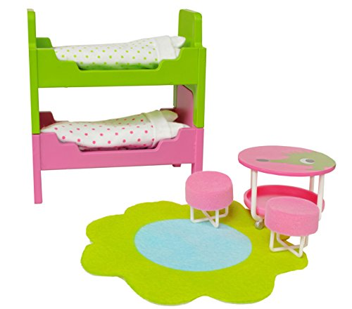 Traditional Doll Bed - 8