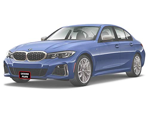 STO N SHO Quick Release Removable License Plate Bracket for 2020 BMW M340i