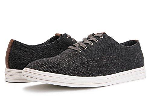 Global Win Globalwin Mens M16666769 Fashion Sneaker Black Grey59