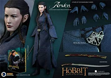 Asmus Toys LOTR021 Lord of the Rings 1//6 Arwen Action Figure Collection