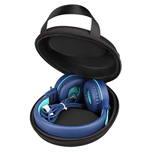 Aproca Hard Storage Case Compatible Leme EB20A / Noot Products K11 On-Ear Headset