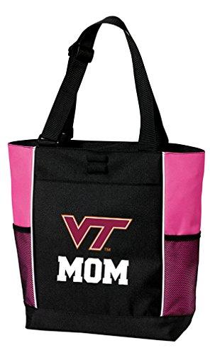 - Virginia Tech Mom Tote Bag Ladies Virginia Tech Mom Totes