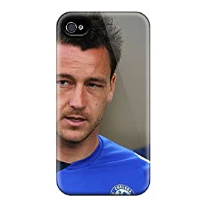 New Arrival Cover Case With Nice Design For Iphone 4/4s- Soccer Chelsea Fc Frank Lampard John Terry