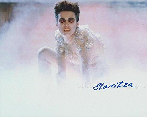 SLAVITZA JOVAN as Gozer – Ghostbusters GENUINE AUTOGRAPH