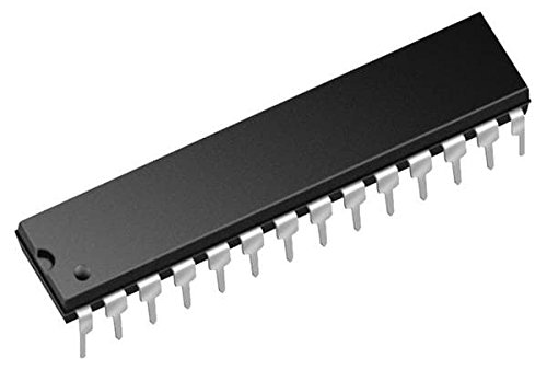 8-bit Microcontrollers - MCU 8 KB Flash 512 RAM (5 pieces) by Microchip Technology